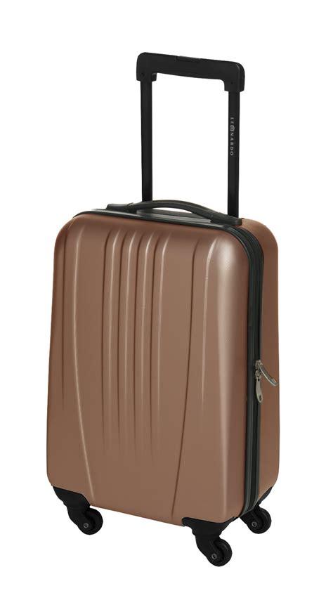 handgepäck koffer hartschale 30l leonardo koffer reisekoffer handgep 228 ck trolley koffer