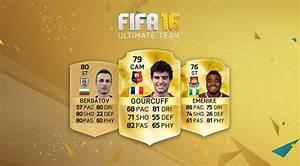 FIFA 16 Team Of The Season FIFA 16 Football League TOTS