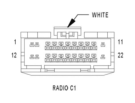 i need the wiring diagram for the cd radio of a 2004 dodge