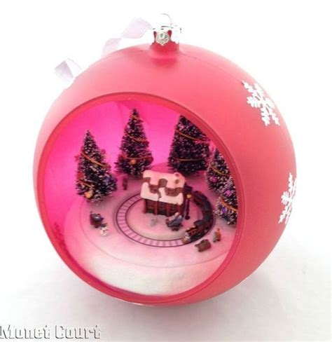 animated tabletop christmas ornaments a collection of