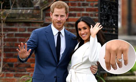 meghan markles engagement ring prince harry pays