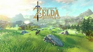 Zelda Breath Of The Wild Finalement Prsent Au Lancement