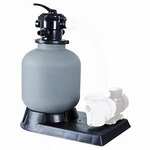 Filtre A Sable Piscine : filtre sable pour piscine ubbink 17 m h leroy merlin ~ Dailycaller-alerts.com Idées de Décoration