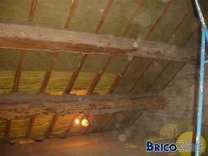 Pose Laine De Verre 2 Couches : isolation grenier ~ Melissatoandfro.com Idées de Décoration