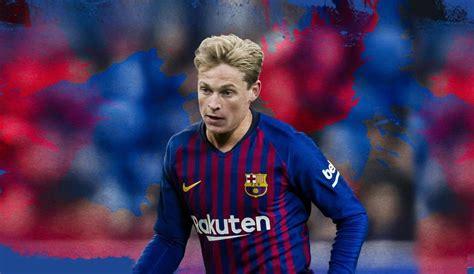 Frenkie De Jong, fichaje de lujo del FC Barcelona - Fútbol ...