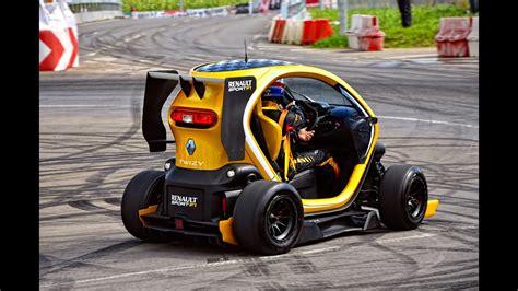 Renault Sport F1 by Twizy Renault Sport F1 Autoblog