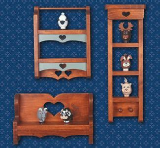 country heart shelf patterns youll   problem