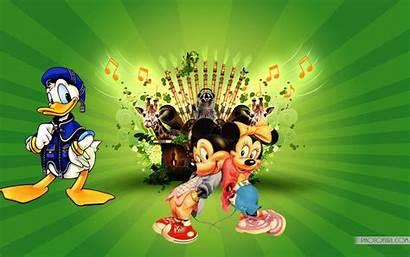 Cartoon Desktop Wallpapers Backgrounds Characters Duck Donald
