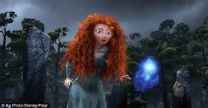 New Pixar movie 'Brave' features fiesty fairytale princess ...
