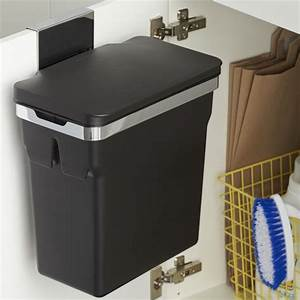 8 ways to hide or dress up an ugly kitchen trash can With what kind of paint to use on kitchen cabinets for muscle car wall art