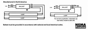Philips Advance T8 Ballast Wiring Diagram
