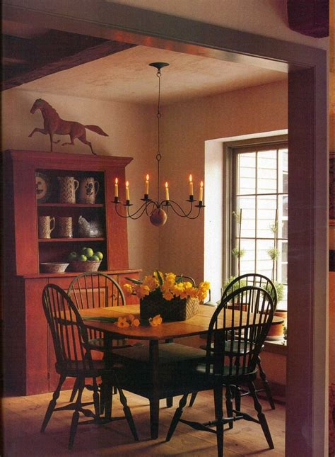 17 best ideas about primitive dining rooms on pinterest