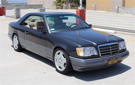 no reserve 1994 mercedes e320 coupe for sale bat auctions sold for 12 750 july 24