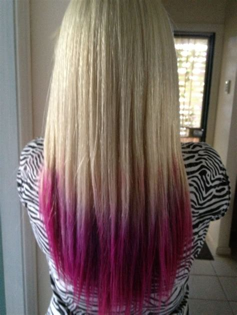 Best 25 Pink Dip Dye Ideas Only On Pinterest Dip Dyed
