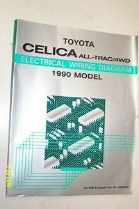 1990 Toyota Celica All 4wd Electrical Wiring Diagram