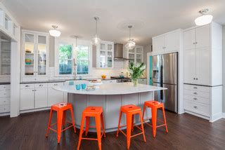 kitchen and design craftsman revived transitional kitchen by 2174