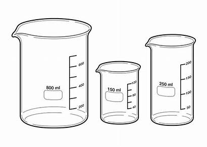 Measuring Cup Coloring Pages Template Printable Templates