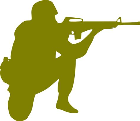 Soldier Clipart Soldier Clip At Clker Vector Clip