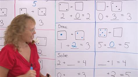 addition  missing numbers st gradekindergarten