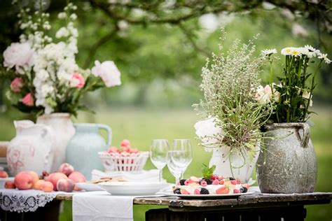 Romantic Rustic Inspiration For A Pastel Garden Wedding By