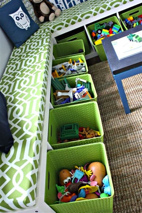 ikea toy storage hacks  parent