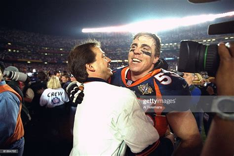 Super Bowl Xxxii Denver Broncos Bill Romanowski