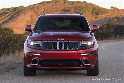 cars jeep grand cherokee 2014 jeep grand cherokee exterior 004 the truth about cars