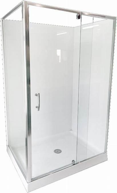 Shower Cubicle 1200 Door Corner Return Nz