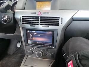 Radio Opel Astra H : radioblende opel astra h stealth black opel ~ Jslefanu.com Haus und Dekorationen