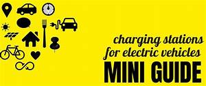 Manual To Install Charging Stations For Electric Vehicles