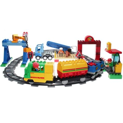 Lego Duplo Eisenbahn 5609 1005 by Lego Duplo 5609 Eisenbahn Set Decotoys