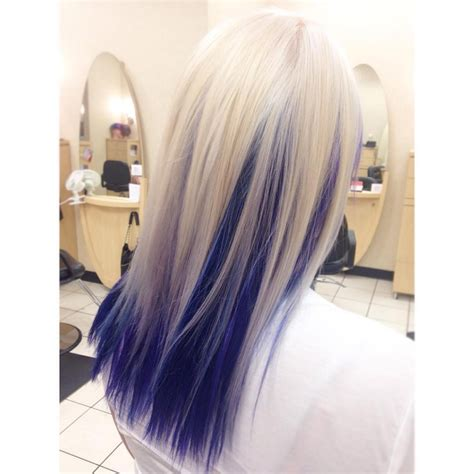Hair In The Platinum Hair Category