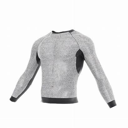 Resistant Slash Shirt Mtp Cut Sleeve Level