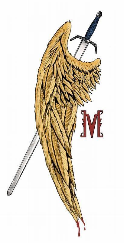 Michael Tattoo Saint St Archangel Symbol Clipart