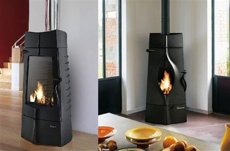 Flames Fireplaces by Invicta Chamane