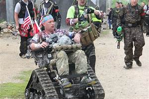 Living Legends 6 Scenario Game at CPX Sports  Paintball