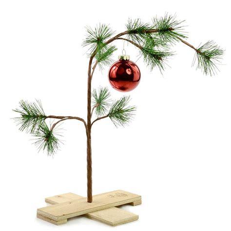 large charlie brown christmas tree 5 creative brown ideas ebay