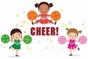 Cheerleading Cartoons | LoveToKnow
