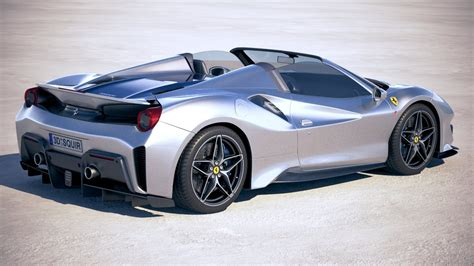 Ranked at #9 in our midsize convertible of new cars. Ferrari 488 Pista Spider 2019