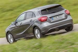 Mercedes A 180 : first comparison test mercedes benz a 180 versus audi a3 ~ Mglfilm.com Idées de Décoration