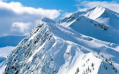 Winter Mountain Wallpapers Winer Mount Pixelstalk Mountains