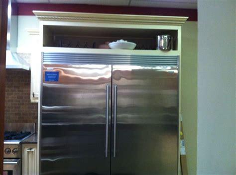 electrolux  fridge   freezer  total width  louvered trim kit appliances