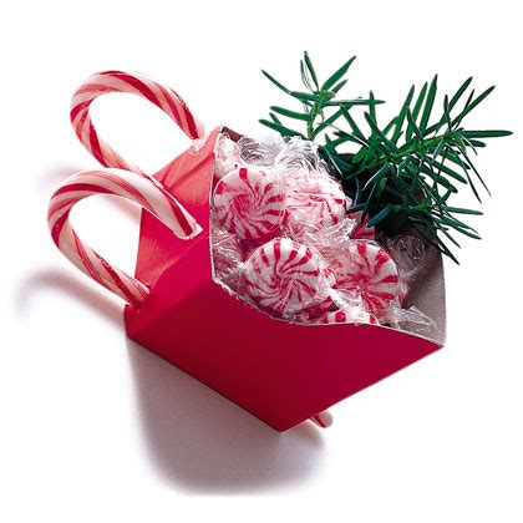 Candy Christmas Craftsraparperisydan