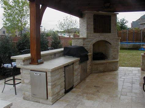 kitchen fireplace ideas outdoor kitchen and fireplace designs kitchen decor