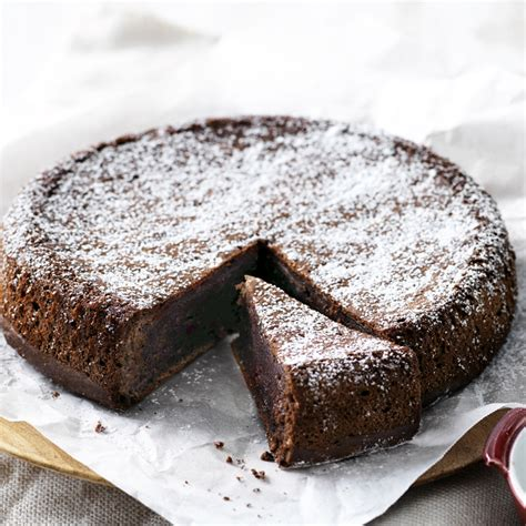 chocolate ricotta cake healthy recipe ww australia