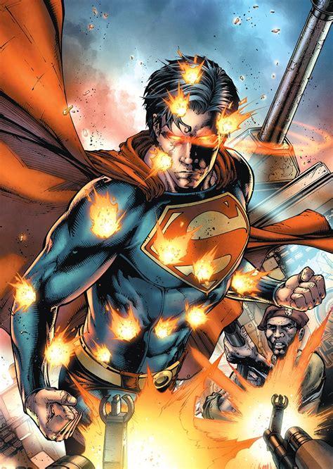 kryptonians team comic vine