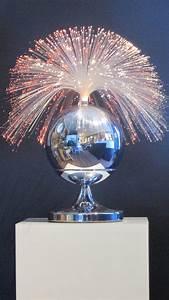 Fantasia Fiber Optic Rotating Lamp At 1stdibs