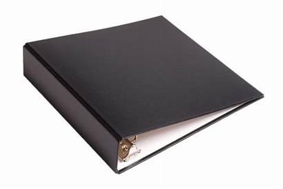 Binder Album Resident Supplies Log Transparent Clipground