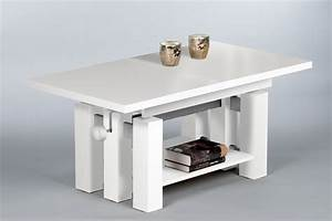 Couchtisch NINA Wohnzimmertisch Beistelltisch Tisch