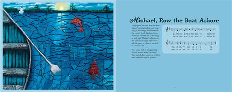 Michael Row The Boat Ashore Slave Song by Seven Impossible Things Before Breakfast 187 Blog Archive